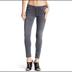 Hudson Krista Super Skinny Jeans. Size 25